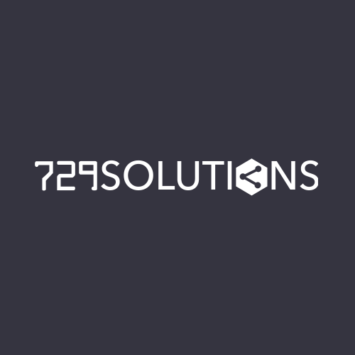 Visual Brand Identity Guide for 729 Solutions