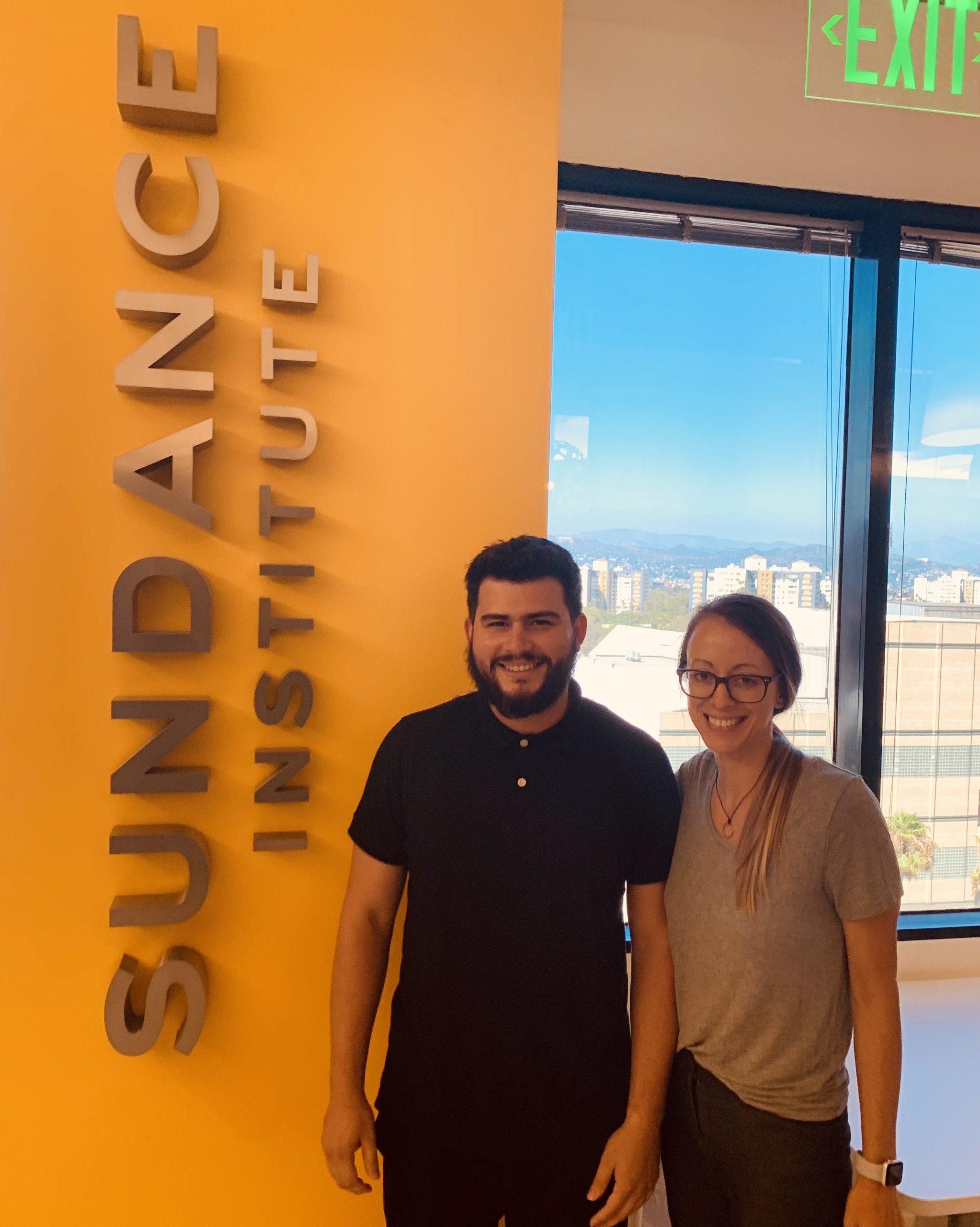 Nikki & Julio at Sundance Institute